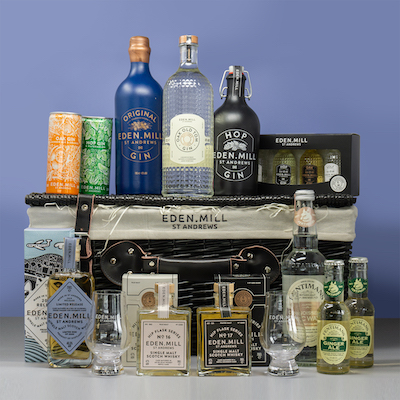 From Us To You Hamper | Eden Mill Distillery St Andrews