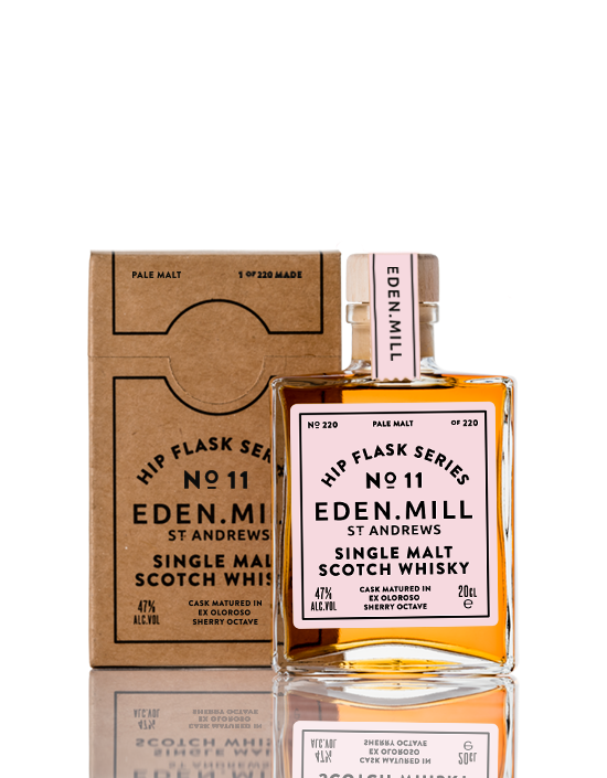 Hip Flask Series No 11 | Eden Mill Distillery St Andrews