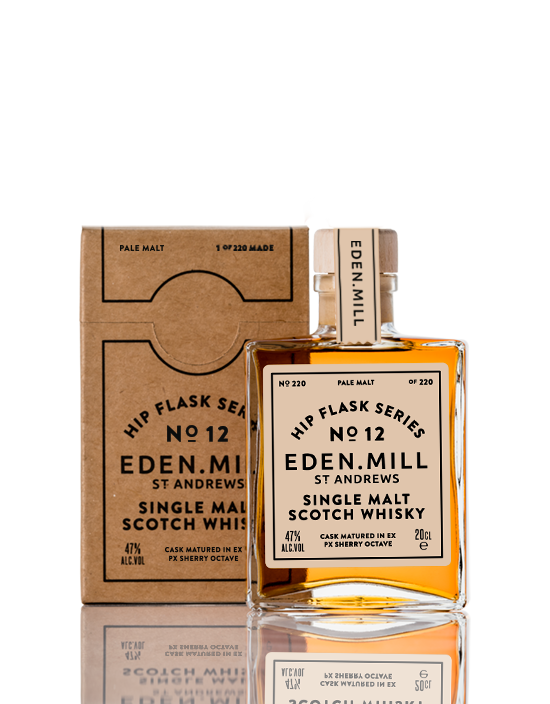 Hip Flask Series No 12 | Eden Mill Distillery St Andrews