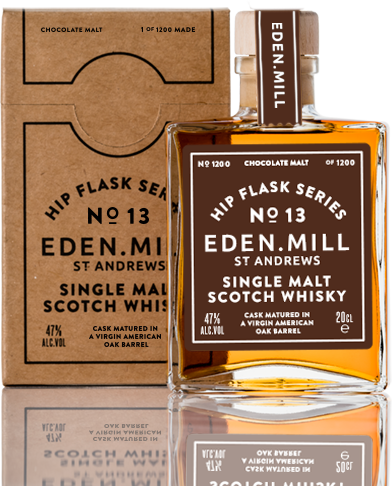 Hip Flask Series 13 | Eden Mill Distillery St Andrews