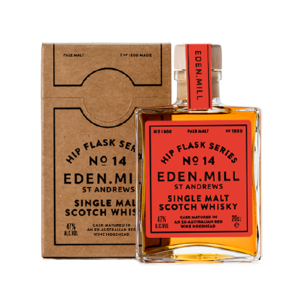 Hip Flask Series No 14 | Eden Mill Distillery St Andrews