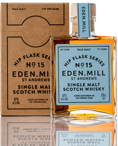 Hip Flask Series No 15 | Eden Mill Distillery St Andrews