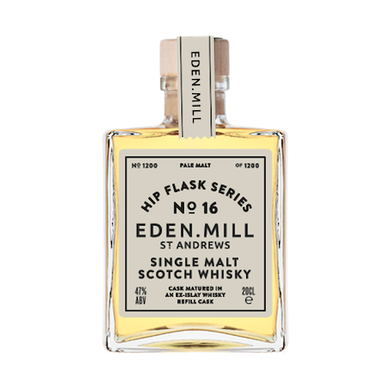 Hip Flask Series No 16 | Eden Mill Distillery St Andrews