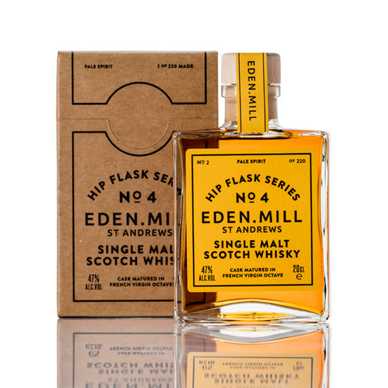 Hip Flask Series No 4 | Eden Mill Distillery St Andrews