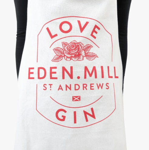 Love Gin Apron | Eden Mill Distillery St Andrews