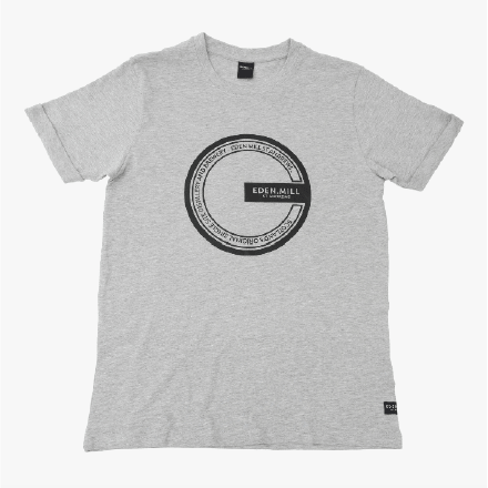 Grey Eden Mill t-shirt | Eden Mill Distillery St Andrews