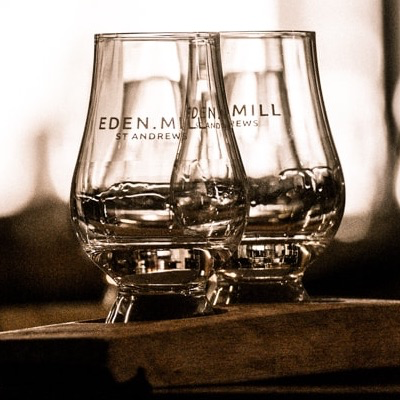 Whisky Barrel Wooden Stave | Eden Mill Distillery St Andrews