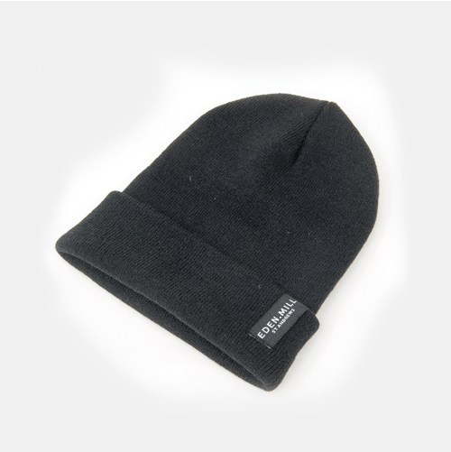 Black Beanie Hat  | Eden Mill Distillery St Andrews