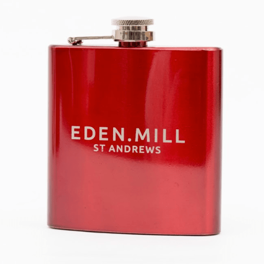 Eden Mill Red Hip Flask | Eden Mill Distillery St Andrews