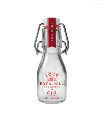 Love Gin Miniature 20x5CL | Eden Mill Distillery St Andrews