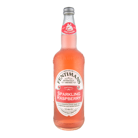 Fentimans Sparkling Raspberry | Eden Mill Distillery St Andrews