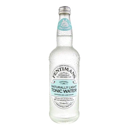 Naturally Light Tonic 500ML by Fentimans | Eden Mill Distillery St Andrews