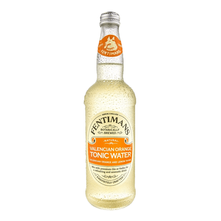 Valencian Orange Tonic 500ML by Fentimans | Eden Mill Distillery St Andrews