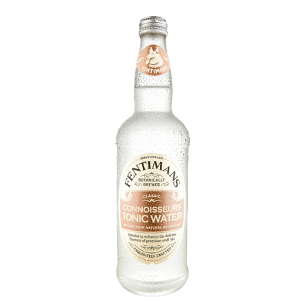 Connoisseurs Tonic Water 500ML by Fentimans  | Eden Mill Distillery St Andrews