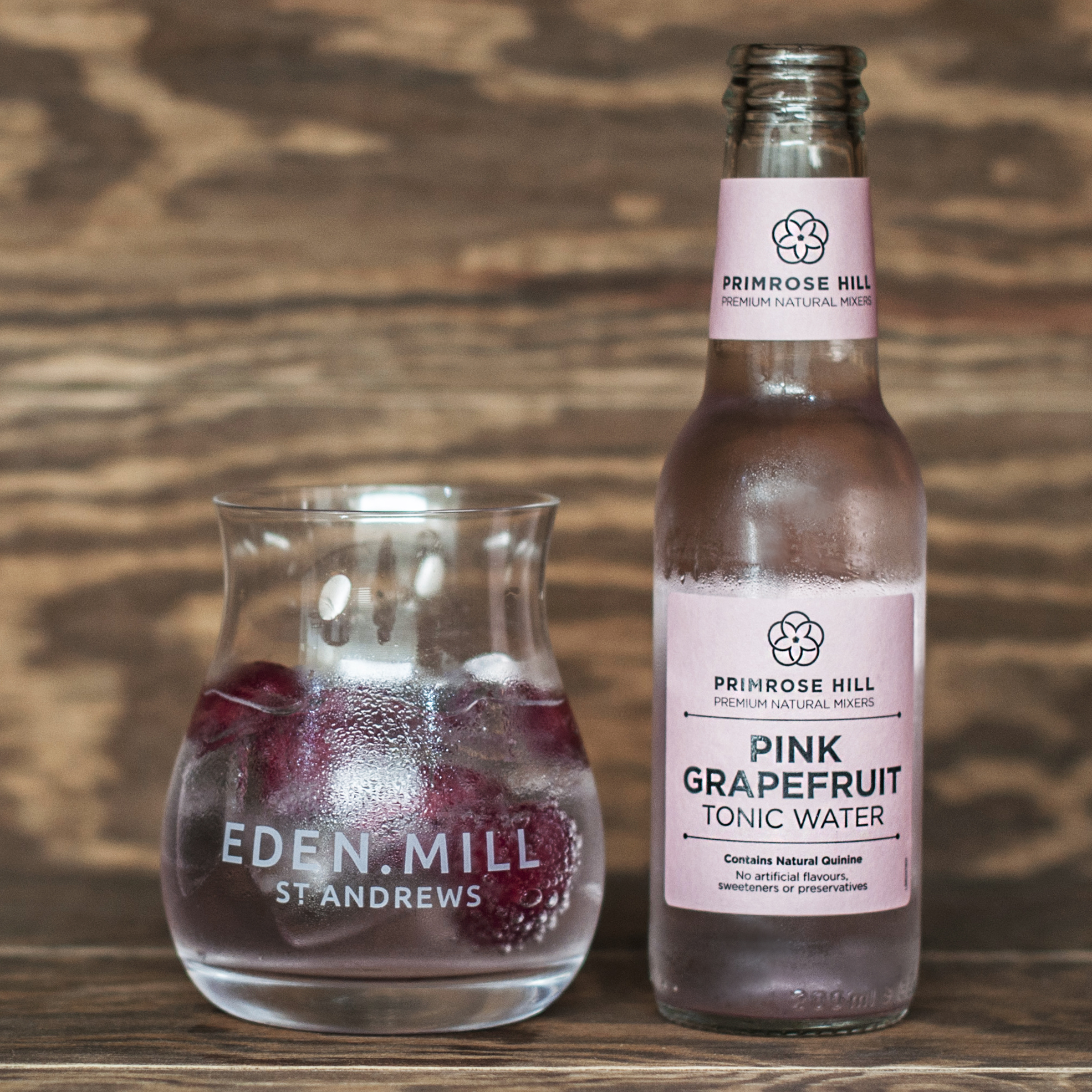 Pink Grapefruit Tonic  | Eden Mill Distillery St Andrews
