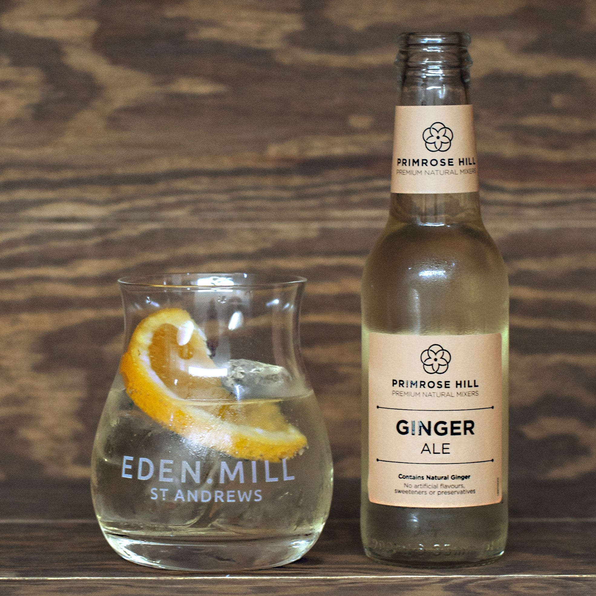 Ginger Ale  | Eden Mill Distillery St Andrews
