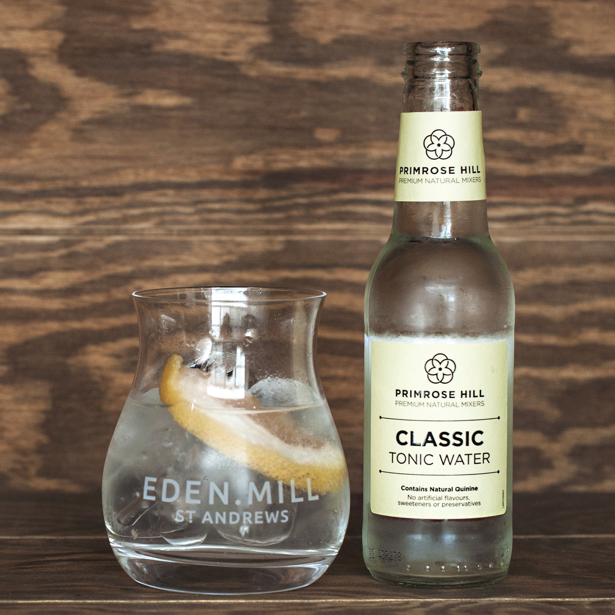 Classic Tonic Water | Eden Mill Distillery St Andrews