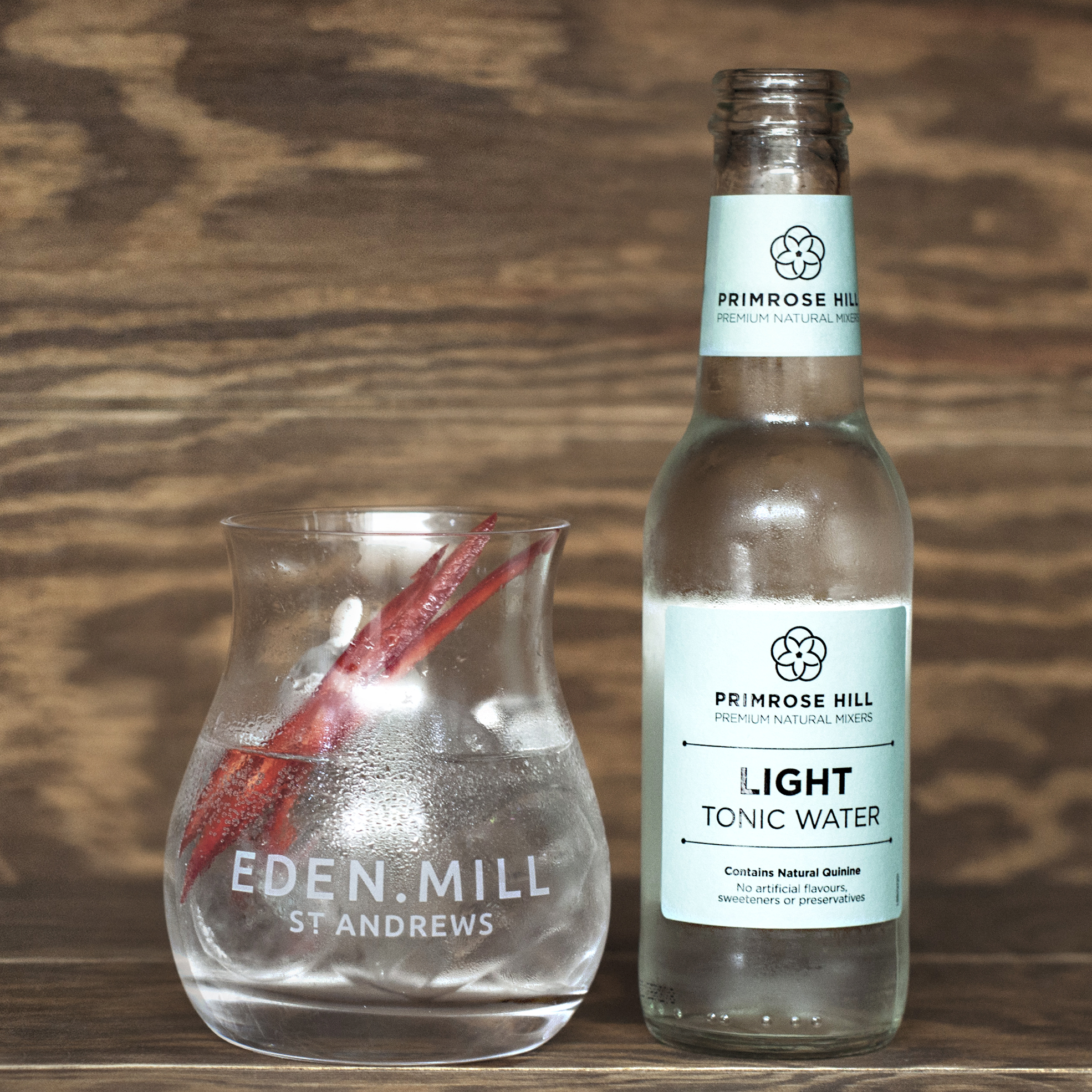 Light Tonic  Water  | Eden Mill Distillery St Andrews