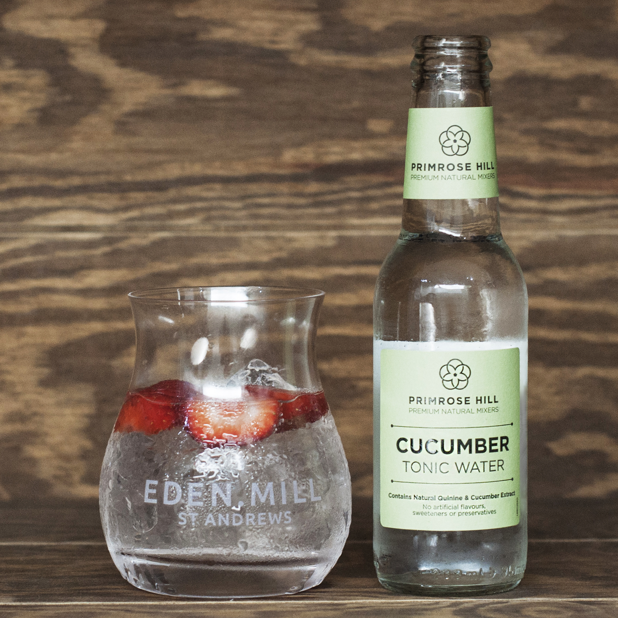 Cucumber Tonic Water | Eden Mill Distillery St Andrews