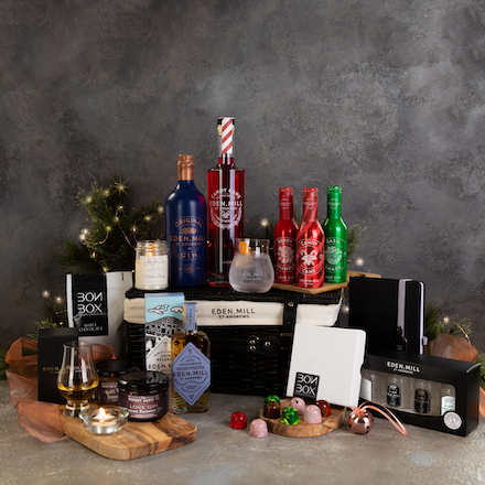 The Luxury Treat Hamper | Eden Mill Distillery St Andrews