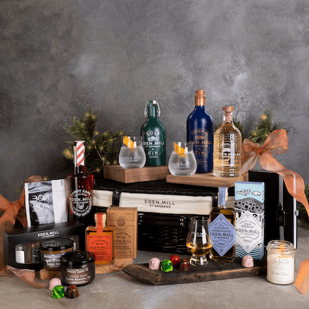 Something For Everyone Hamper | Eden Mill Distillery St Andrews