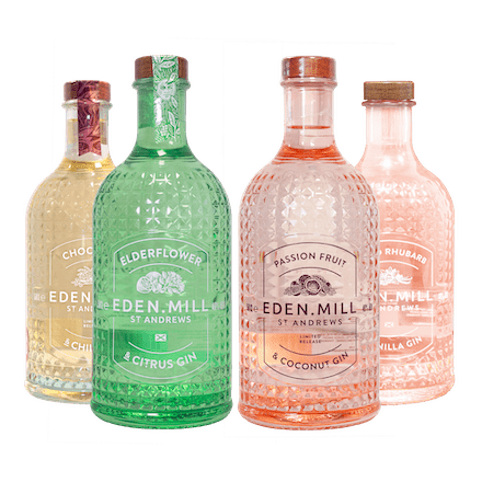 Seasonal Gin [4x50cl] Bundle | Eden Mill Distillery St Andrews