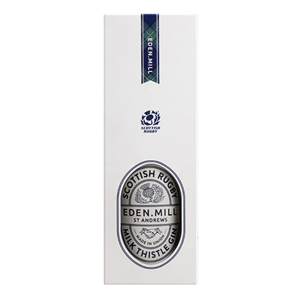 Scottish Rugby Gin Gift Box | Eden Mill Distillery St Andrews