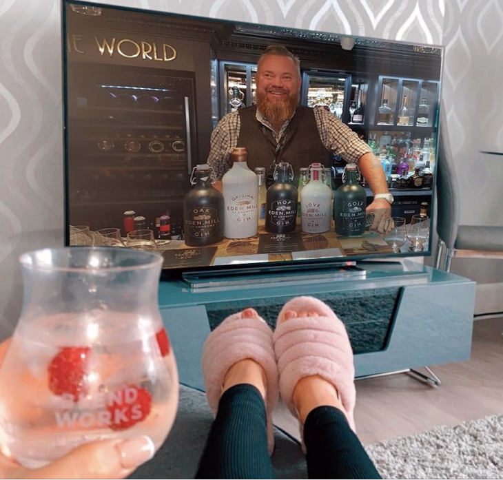 Virtual Home Gin Tasting Experience - Fri 31st July 7PM | Eden Mill Distillery St Andrews