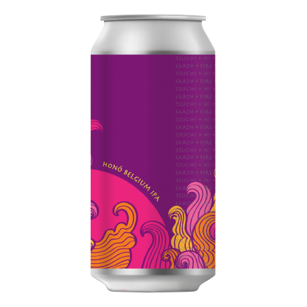 Hono Belgium IPA 6 X 440ML Craft Can | Eden Mill Distillery St Andrews