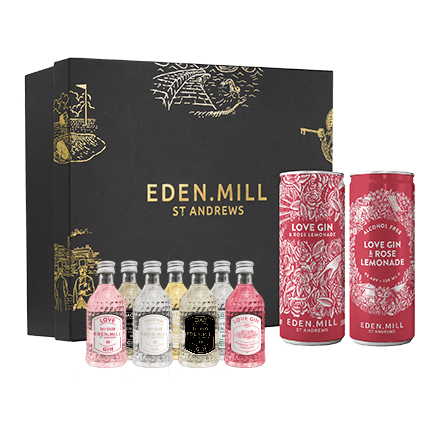 Virtual Gin Tasting Experience VOL.2 - Fri 18th Dec 7PM | Eden Mill Distillery St Andrews