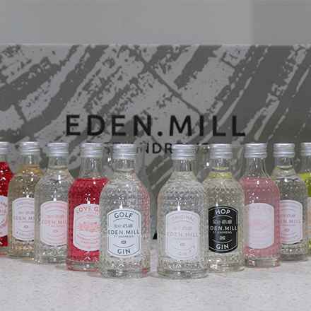 Virtual Gin Tasting Experience - Sat 24th April 7PM | Eden Mill Distillery St Andrews