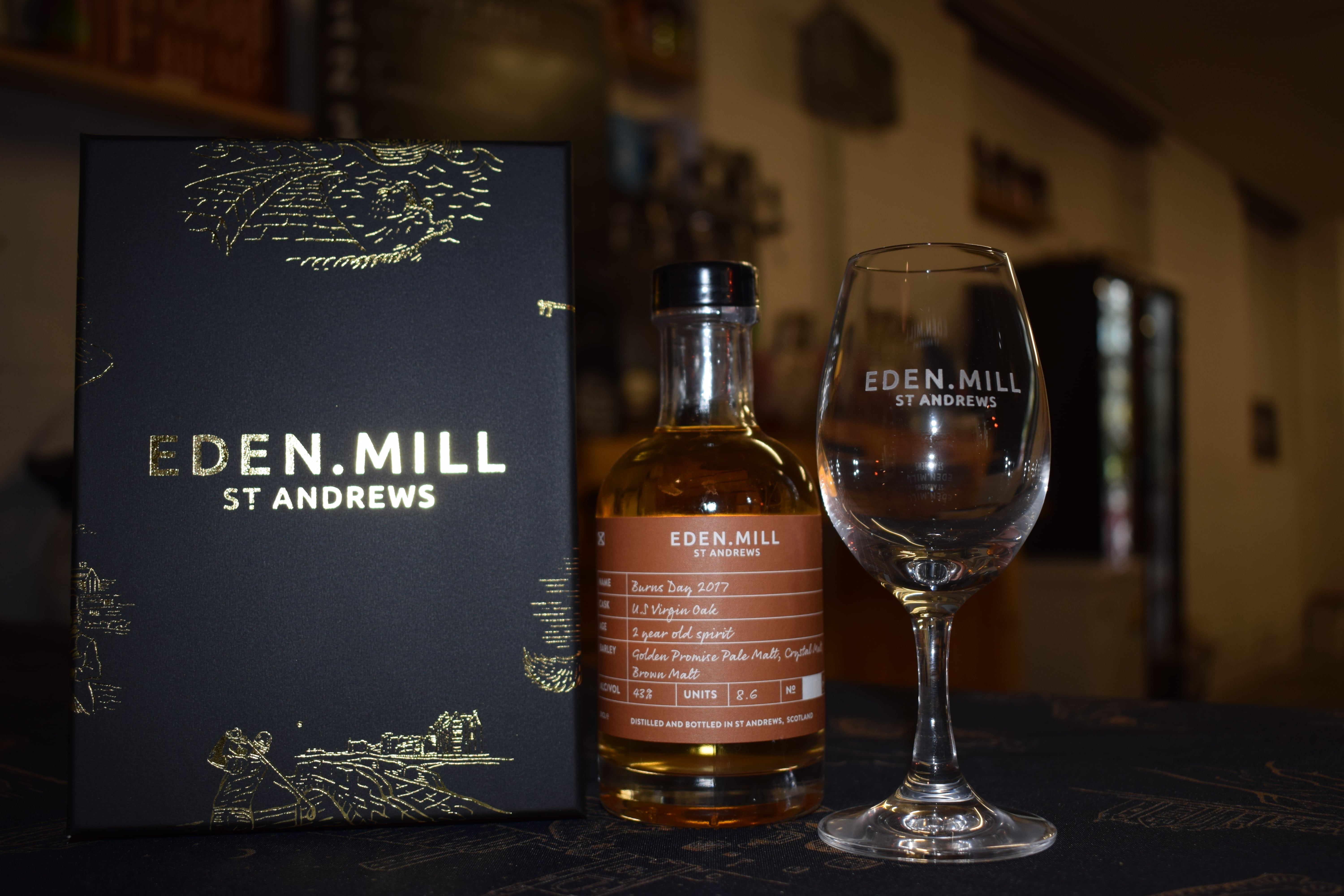 Burns night | Eden Mill Distillery St Andrews