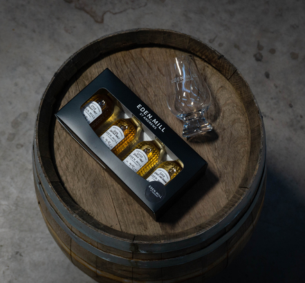 Virtual Whisky Tasting Experience - Friday 20th August 7PM | Eden Mill Distillery St Andrews